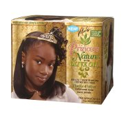 Princess by Nature No-Lye Conditioning Creme Relaxer With Olive