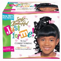 Just-for-me Creme Relaxer No-Lye Regular