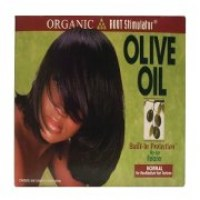 Organic Root Stimulator Olive Oil No-Lye-Relaxer Normal