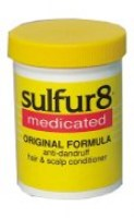 sulfur8 medicated anti-dandruff hair & scalp conditioner