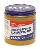 Dax Super Hair Conditioner 100 % Pure Lanolin
