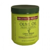 Organic Root Stimulator Professional Olive Oil Creme Relaxer Nor