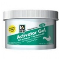 LA Long Aid Activator Gel for extra dry hair