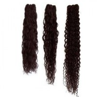 Natural Brazilian Hair Weaving Natural Curl Handmade, 8