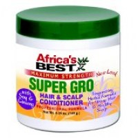Africa's Best Super Gro Maximum Strength Haarcreme